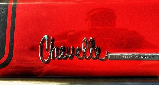 Chevelle by Chevrolet  by Jame Hayes