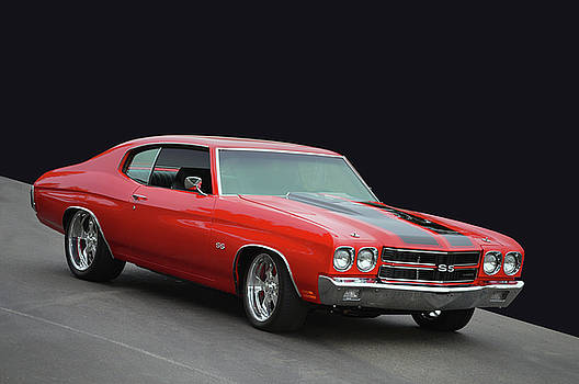 Chevelle S S by Bill Dutting