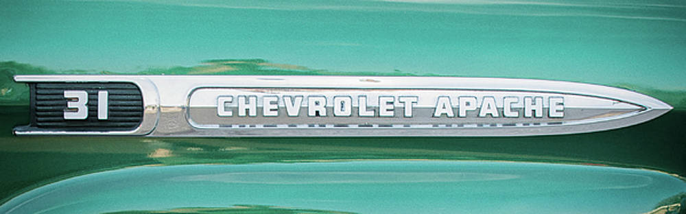Chevrolet Apache by Geoff Mckay