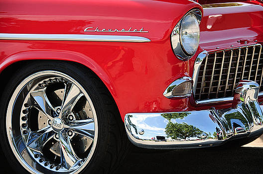 Chevrolet Bel Air by Charles Dobbs