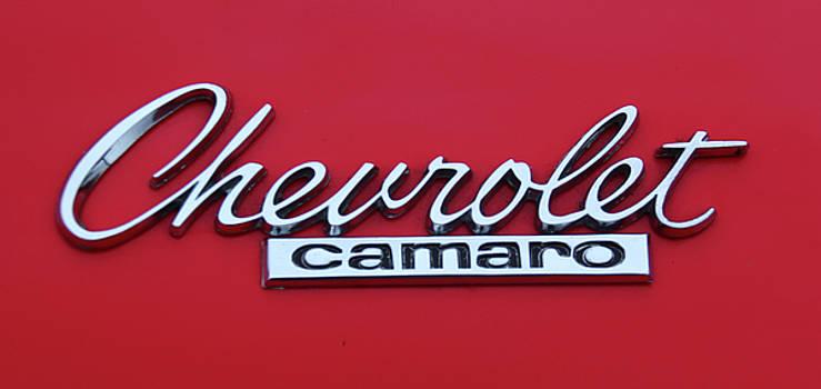 Chevrolet Camaro by Ericamaxine Price