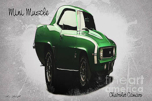 Chevrolet Camaro by Tim Wemple