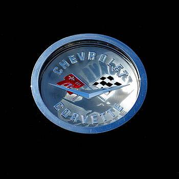 Rosanne Jordan - Chevrolet Corvette Gas Cap