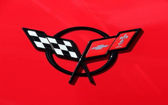Rosanne Jordan - Chevrolet Logo Flags