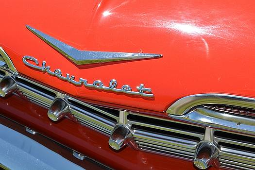 Chevrolet  by Wendy Bechtold