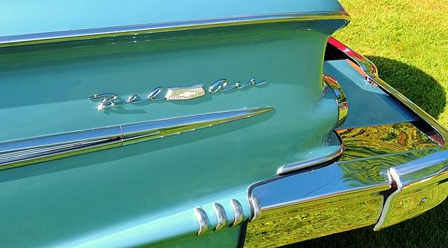 Chevy Bel Air by Lisa Gilliam