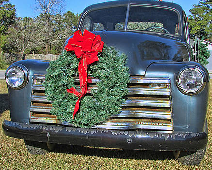 Chevy Christmas by Victor Montgomery