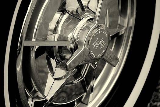 Rosanne Jordan - Chevy Corvette Wheel