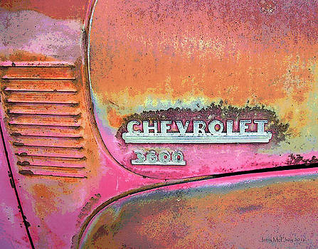 Jerry McElroy - Chevy Lines