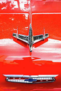 Chevy ready for take off by Geoff Mckay