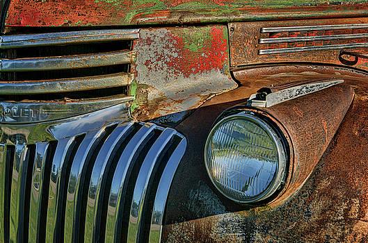 Nikolyn McDonald - Chevy Truck - Detail 1