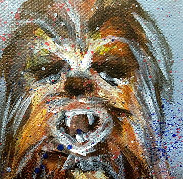 Chewbacca  by Mary Gallagher-Stout