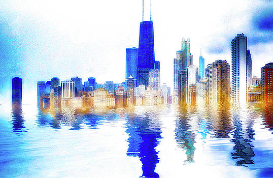 Chi-Town Illusion by Collette Rogers