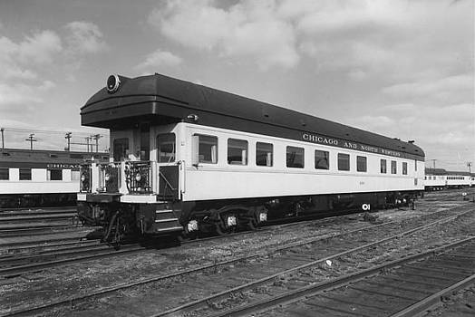 Chicago and North Western Historical Society - Chicago and North Western Business Car 1