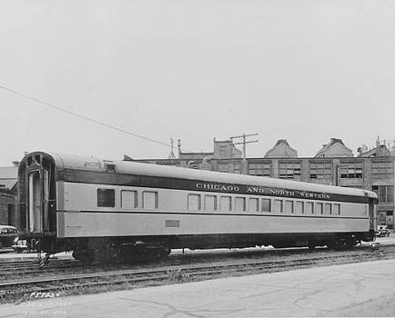 Chicago and North Western Historical Society - Chicago and North Western Passenger Car