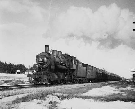Chicago and North Western Historical Society - Steam Engine 2245