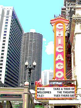 Chicago by Audrey Venute