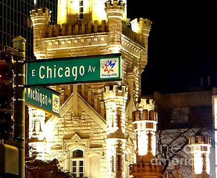 Chicago Avenue  by Elizabeth Coats