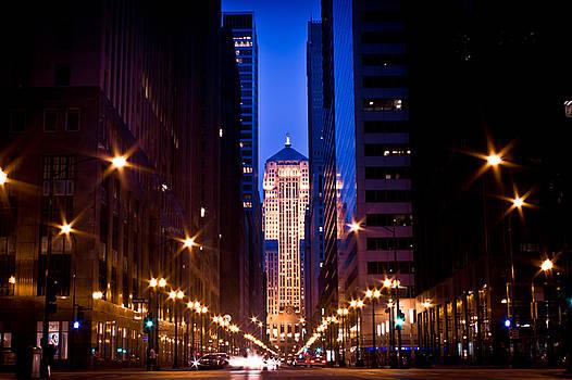 Chicago Board of Trade by Archana Doddi