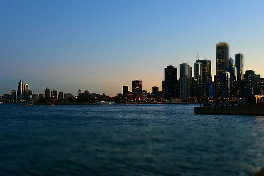 Chicago Chicago by Chris Alberding