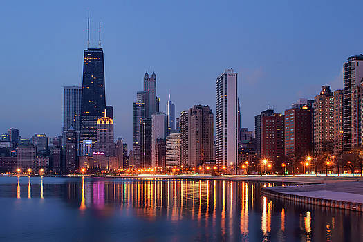 Nikolyn McDonald - Chicago - Dawn - Cityscape