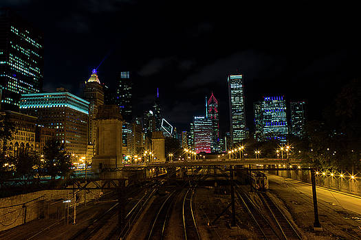 Chicago by Gary Campbell