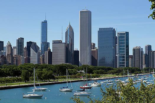 Chicago Harvor by D Plinth