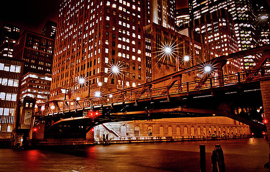 Chicago in Extreme by Linda Unger