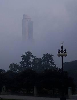 Chicago Mist by Anna Villarreal Garbis
