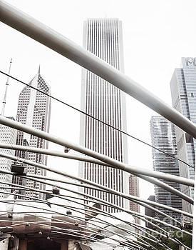 Chicago Monotone II by Sonja Quintero