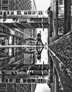 Chicago Reflections by Cory Dewald