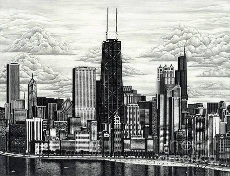 I Love Chicago Volume 1 by Omoro Rahim