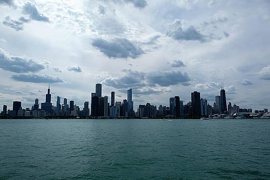Rich Sirko - Chicago Skyline