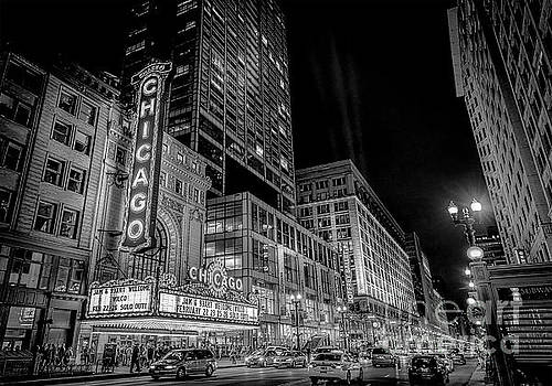 Chicago Theater - Chicago, IL by Demi Buckley