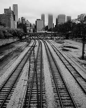 John McArthur - Chicago tracks to the foggy city