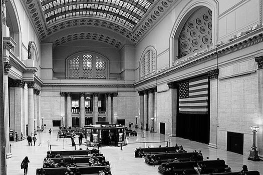 John McArthur - Chicago Union Station