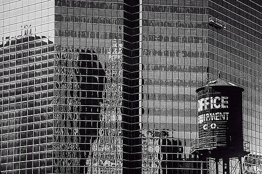 Chicago Window Washers by Roger Passman
