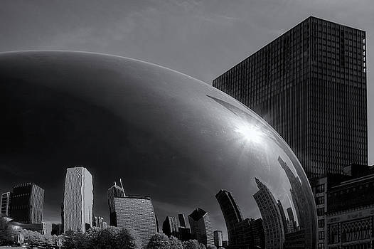 Chicago's Bean by Andrew Soundarajan