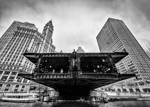 Chicago's Largest Diving Board by Cory Dewald