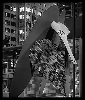 Chicago's Picasso by John Roach