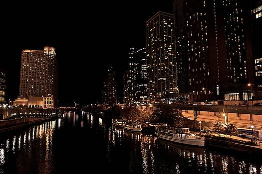 Chicago's Riverside by Miranda  Miranda