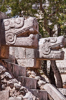 Tatiana Travelways - Chichen Itza Jaguars