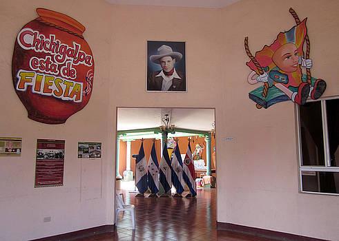 Ernesto - Chichigalpa Cultural Center