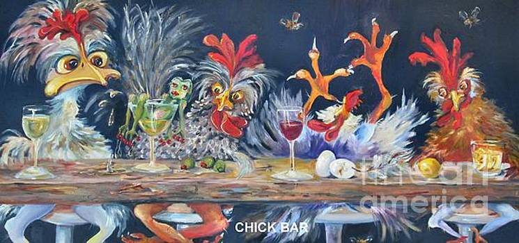 Chick Bar by Delilah  Smith