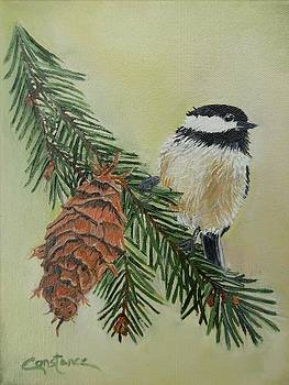 Chickadee by Connie Rowsell