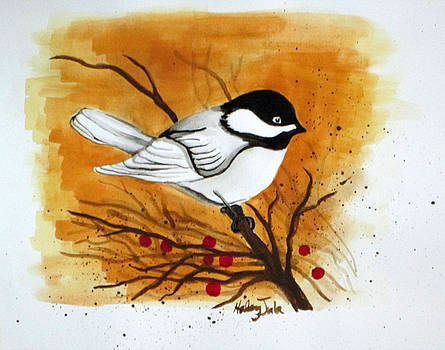 Chickadee by Haley Jula
