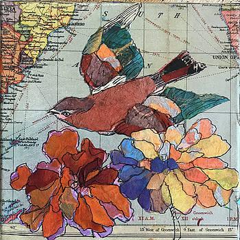 Chickadee by Susan Reed