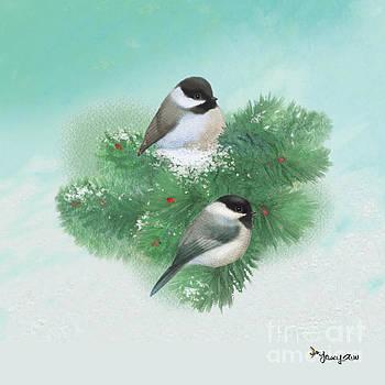 Chickadee by Tracy Herrmann