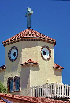 Chicken Church by Larry Mulvehill