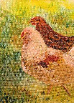 Barbara Giordano - Chicken Love
